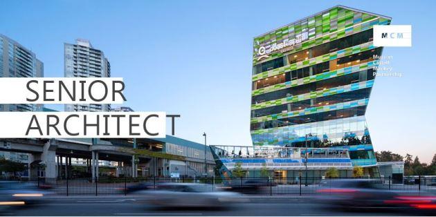 Snr Architect MCMP