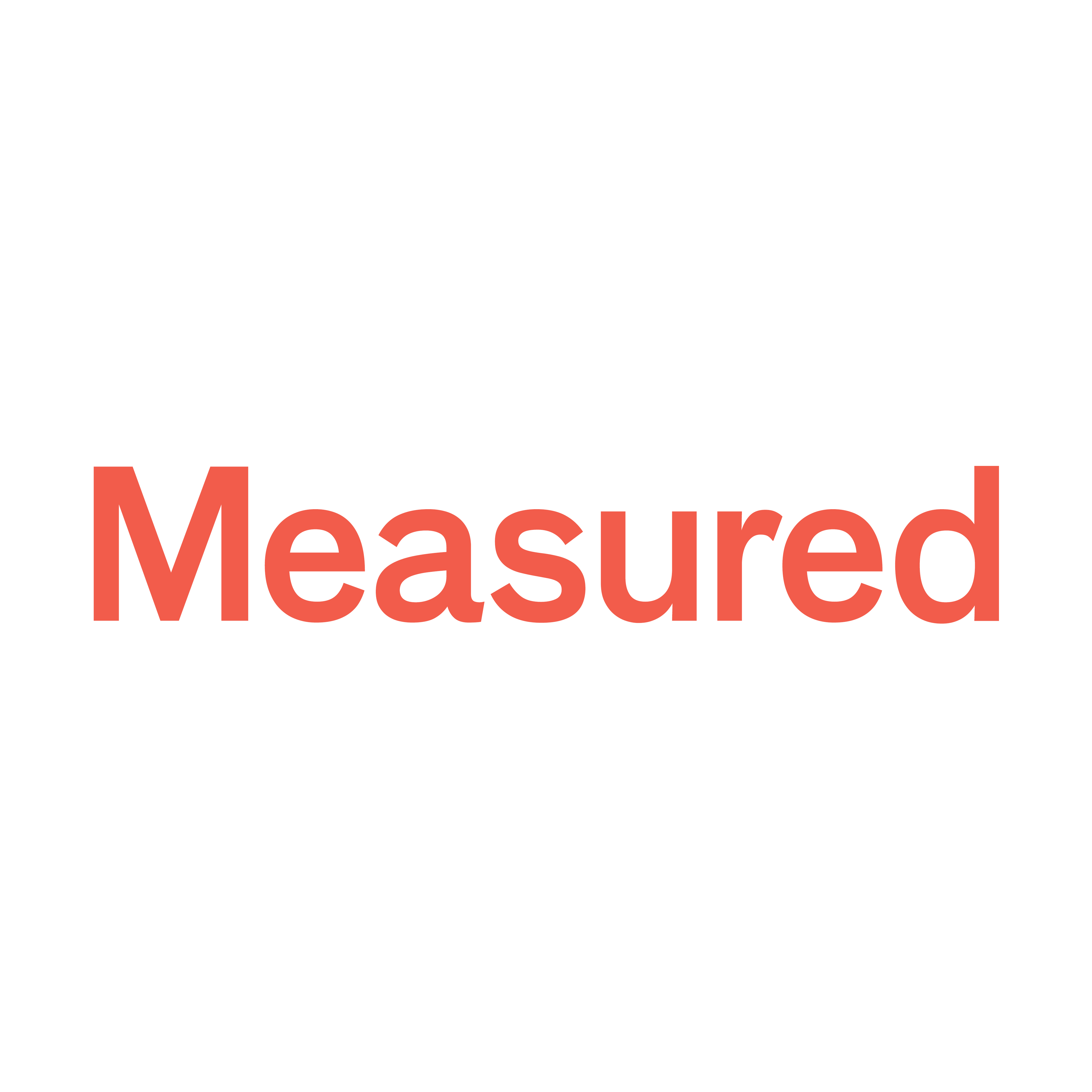 Measured Square Logo
